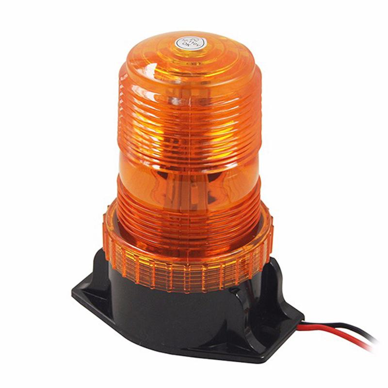 Маяк светодиодный 10-110 V (желтый)