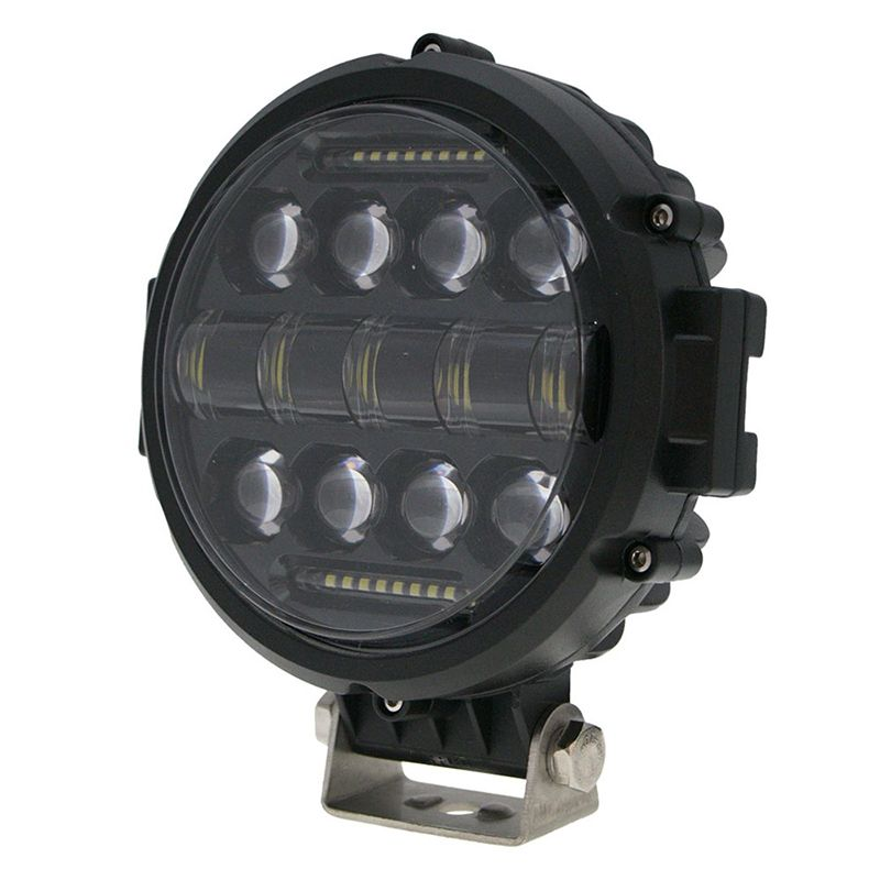 Фароискатель на уаз 50 ватт дальнего света светодиодный